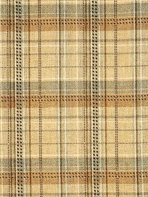Mulberry Fabric - Allegro Plaid - Sand/Blue FD611_T127_0