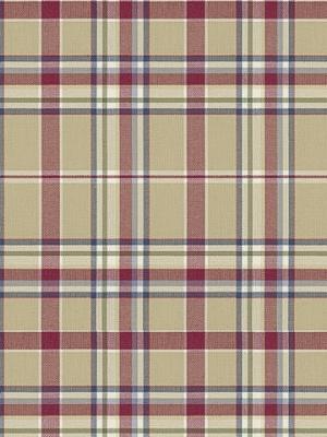 Ralph Lauren Fabric - Tisbury Madras - Khaki LCF20994F