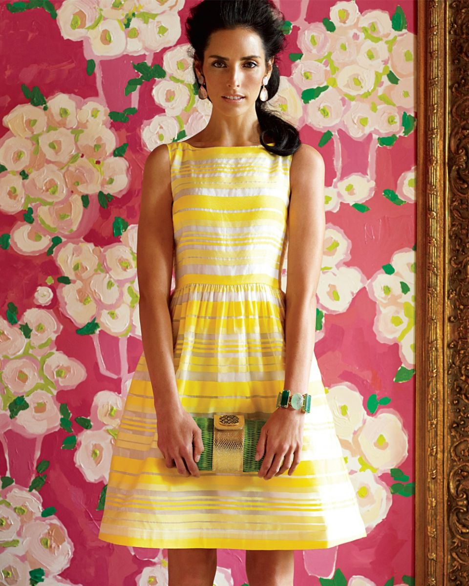 Bright & Preppy: Decor Inspired by Lilly Pulitzer | DecoratorsBest