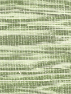 Phillip Jeffries Wallpaper - Bermuda Hemp - Grass Green PJ 5253
