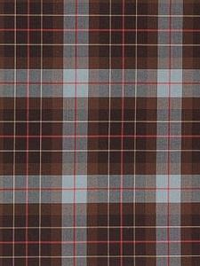 Lee Jofa Fabric - Cecil Wool Plaid - Walnut 2004014-56