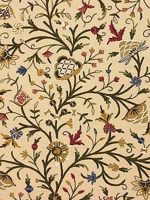 Kravet Fabric - 22103-316 Crewelwork