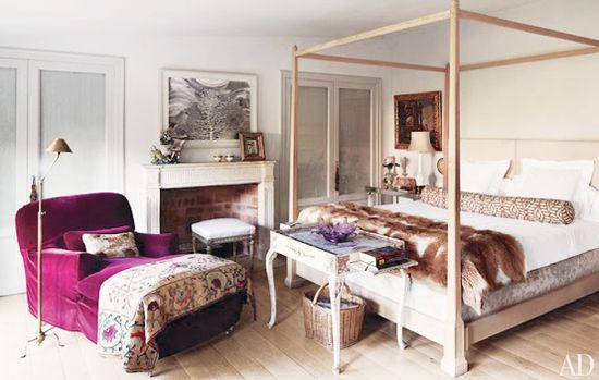 Comfy Cozy Interior Decor Bedroom