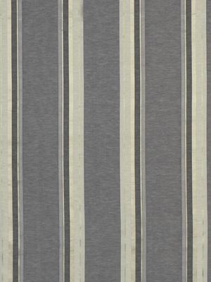 Robert Allen Fabric - Abero Stripe - Greystone