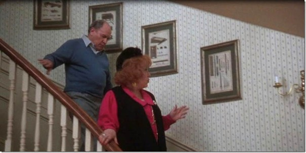 Christmas Vacation Griswold House Decor Stairway