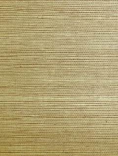 Scalamandre Wallpaper - Sisal Metallic - Sunset