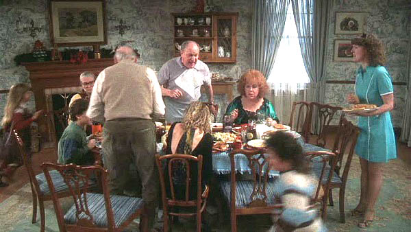 Griswold House Christmas Vacation Decor Dining Room