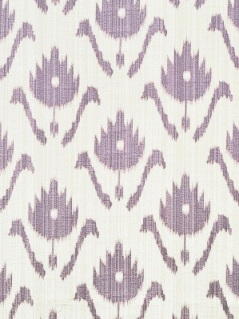 Hill Brown Fabric - Patola - Violette