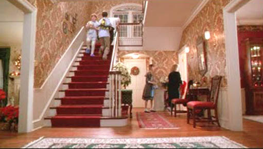 Home Alone Movie Decor Foyer