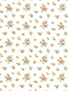York Wallpaper - Mini Rose Toss - LY4314
