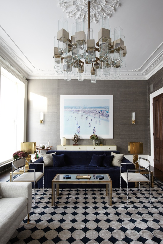gilver grasscloth metallic interior decor
