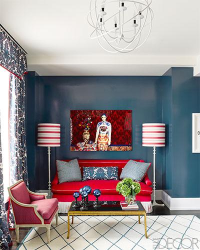 Alessandra Branca Designer Visions Show House NYC 2013 Interior Decor