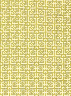 Schumacher's Union Square – Citron Fabric