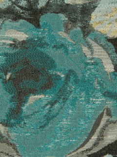 Beacon Hill Fabric - Truro - Turquoise