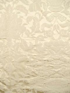Scalamandre Fabric - Nashville - Cream 20257M-002