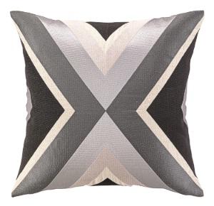 Trina Turk Building Embroidered Pillow 24TT65CC20SQ