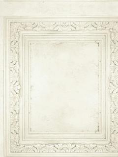 Cole & Son Wallpaper - Clock Court - Cream 98_3014_CS