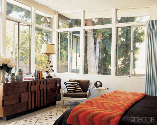 Trina Turk's Bedroom Decor
