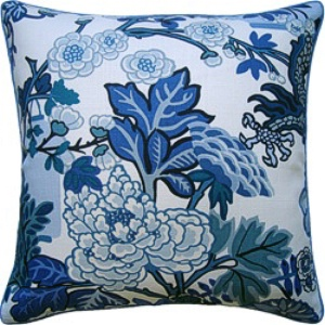 Ryan Studio Pillow - Chiang Dragon - Blue
