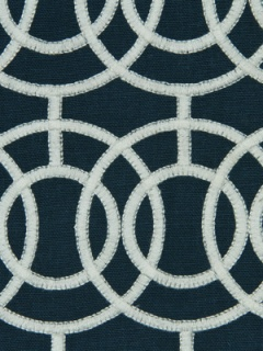 Beacon Hill Fabric - Crosby - Indigo