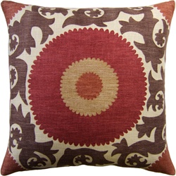 Ryan Studio Pillow - Fahri - Clove 22x22