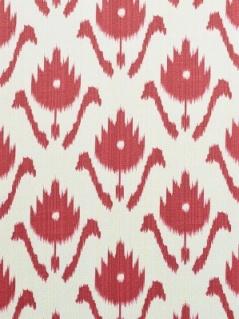 Kravet Fabric - Patola - Red HB408-9