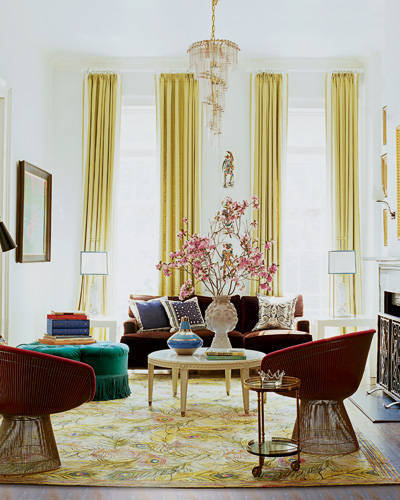 Nanette Lepore Home Decor Living Room