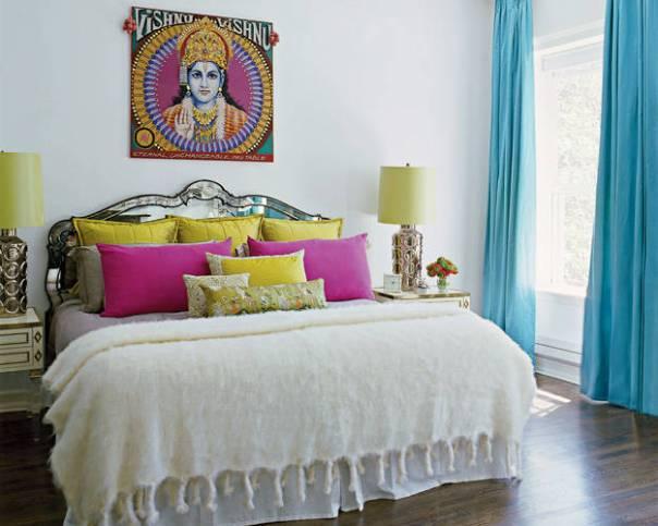 Nanette Lepore's Home Bedroom Interior Decor