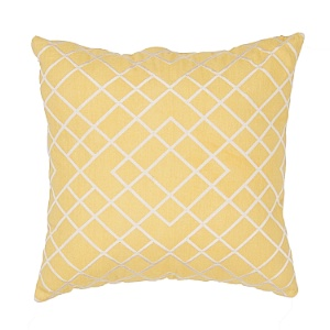 Jaipur Pillow - Shake - Yellow MOA10