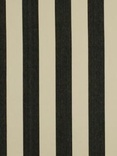 Robert Allen Fabric - Oversize Stripe - Jet