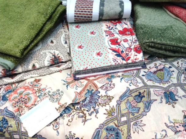 Tilton Fenwick Fabric Collection for Duralee Interior Decor