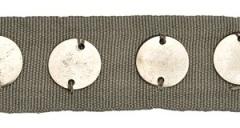 Kravet Trim - Brushed Metal - Graphite T30571_818_0