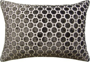 Ryan Studio Pillow - Velvet Geo - 334