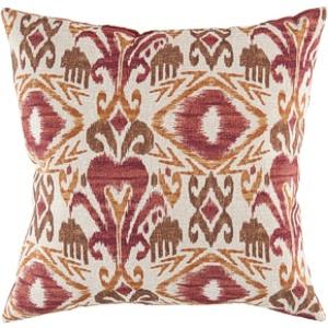 Surya Kilim Ikat Pillow - ZZ419