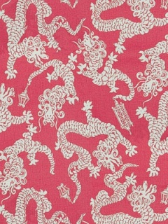 Lee Jofa Fabric - Tail Lights - Island Coral 2011103-2