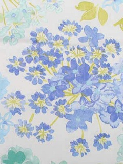 Duralee Fabric - 42354-41 Blue/Turquoise
