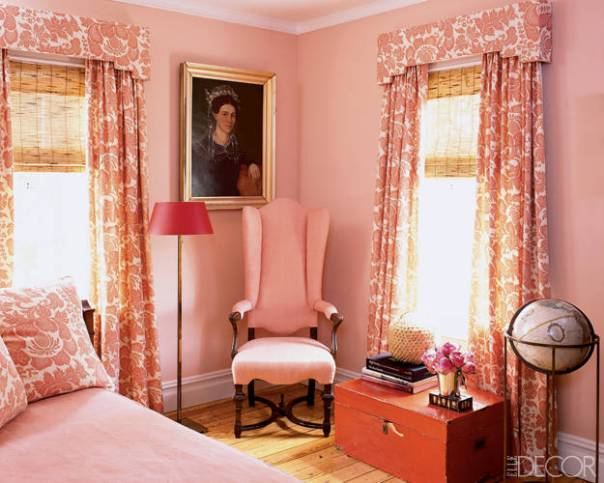 valentine's day decor pink room
