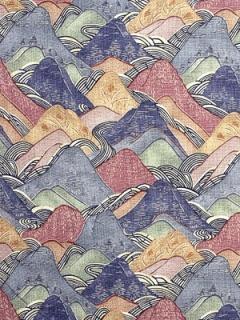 Groundworks Fabric - Edo Linen - Opal GWF-2814_710_0