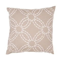 Jaipur Pillow - Arja - Natural & White JAO02