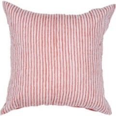 Jaipur Pillow - Nakama - Poppy & Natural KY13