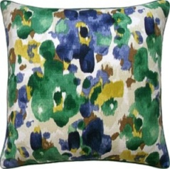 Ryan Studio Pillow - Landsmeer - Marine 430-T