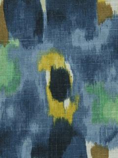 Robert Allen Fabric - Landsmeer - Ultramarine