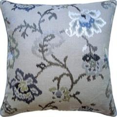 Ryan Studio Pillow - Larissa - Blue 185-T