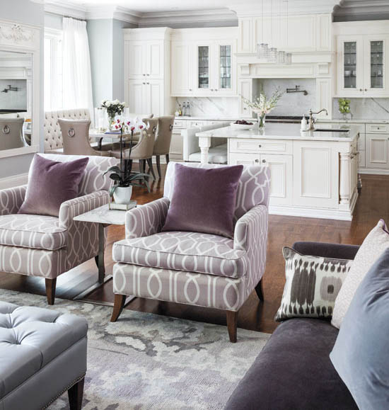 Best Grey Decor Ideas With Purple And Grey Interior Design Part 62