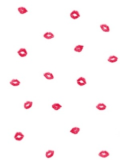 York Wallpaper - Smooches - RB4249