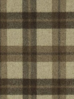 Clarke & Clarke Fabric - Savile - Natural