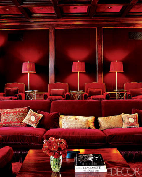 valentine's day red decor rooms