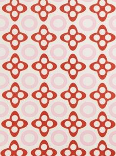 Schuamacher Fabric - XANDO-BRICK-POODLE