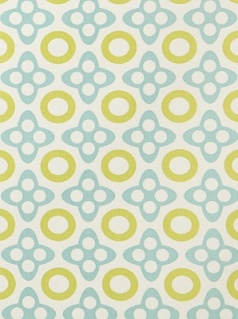 Schumacher Fabric - XANDO - POOL LIME