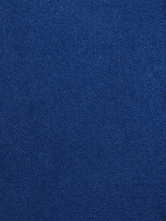S. Harris Fabric - Imperial Suede - Prussian Blue